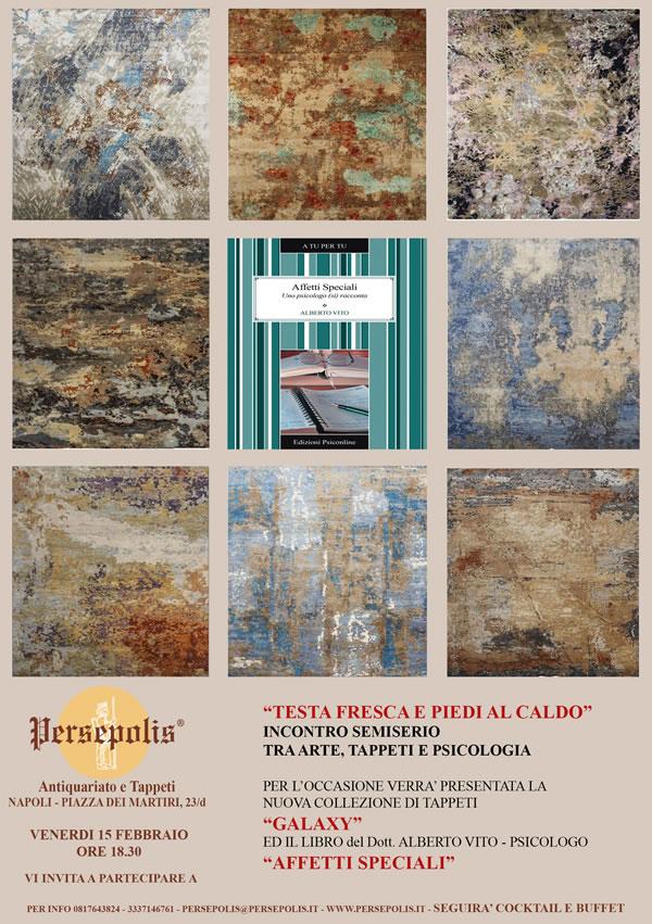 Affetti speciali. Uno psicologo (si) racconta di Alberto Vito. Nuova presentazione a Napoli